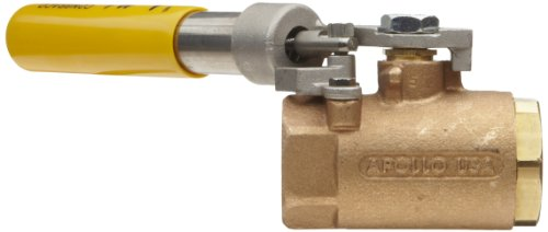 Apollo-71-500-Series-Bronze-Ball-Valve-Two-Piece-Inline-Spring-Close-Lever-NPT-Female-0-0