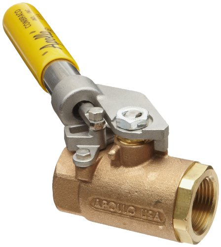 Apollo-71-500-Series-Bronze-Ball-Valve-Two-Piece-Inline-Spring-Close-Lever-NPT-Female-0