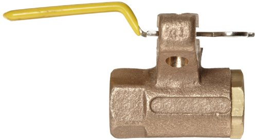 Apollo-75-100-Series-Bronze-Ball-Valve-Two-Piece-Inline-Lockable-Lever-NPT-Female-0-0