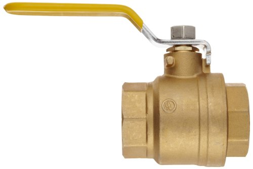 Apollo-94A-Series-Brass-Ball-Valve-Two-Piece-Inline-Lever-NPT-Female-0-0