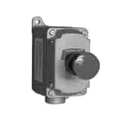 Appleton-EFDB175-UM1-Push-Button-Station-1-Gang-10-Amp-600V-1-Circuit-Dead-End-Mushroom-Head-34-0