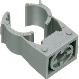 Arlington-Gray-One-Piece-Non-Metallic-UV-Rated-Quick-Latch-Pipe-Hanger-0
