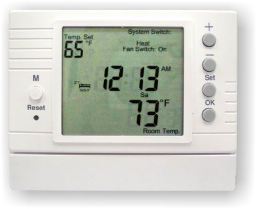 Azel-D-502F-PROGRAMMABLE-DIGITAL-THERMOSTAT-FOR-HYDRONIC-RADIANT-FLOOR-HEATING-0