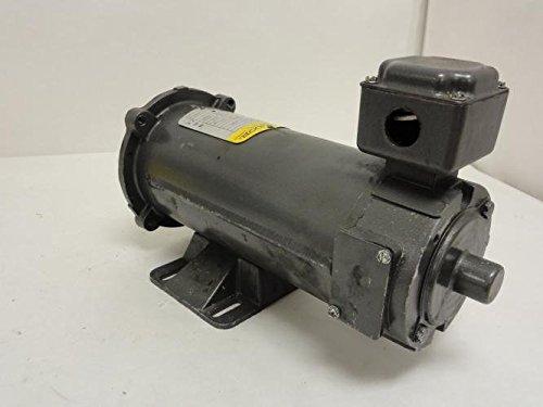 BALDOR-CDP3330-56C-Frame-TENV-DC-Motor-05-hp-1750-rpm-3336P-F1-90V-Armature-Voltage-0-1