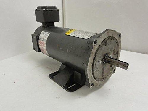 BALDOR-CDP3330-56C-Frame-TENV-DC-Motor-05-hp-1750-rpm-3336P-F1-90V-Armature-Voltage-0