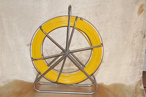 BLUEROCK-Tools-6mm-14-Duct-Rodder-Fish-Tape-Fiberglass-Wire-Cable-Rod-Fishtape-Puller-0-1