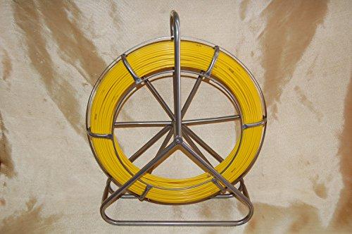 BLUEROCK-Tools-6mm-14-Duct-Rodder-Fish-Tape-Fiberglass-Wire-Cable-Rod-Fishtape-Puller-0