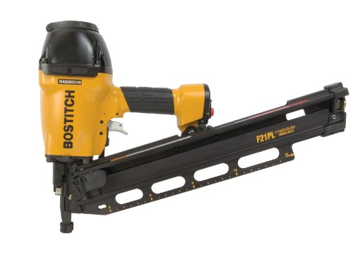 BOSTITCH-F21PL-Round-Head-1-12-Inch-to-3-12-Inch-Framing-Nailer-with-Positive-Placement-Tip-and-Magnesium-Housing-0-0