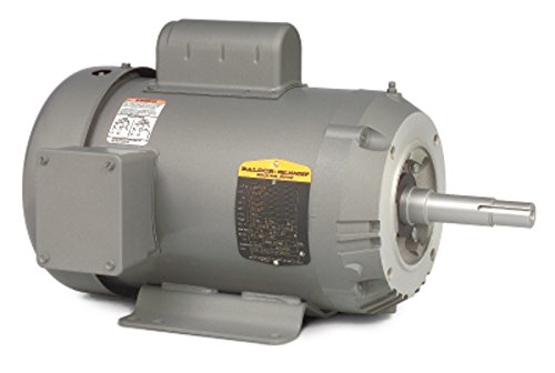 Baldor electric jml3606t 182jm frame tefc pump motor 3 hp for Baldor electric motor parts