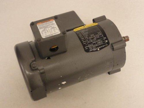 Baldor-VL3507-General-Purpose-AC-Motor-Single-Phase-56C-Frame-TEFC-Enclosure-34Hp-Output-1725rpm-60Hz-115230V-Voltage-0