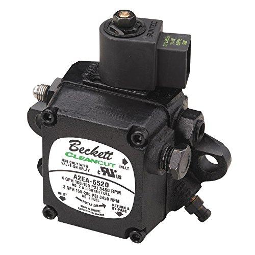 Beckett-2184404u-A2EA-6520-Cleancut-Oil-Pump-3450-0