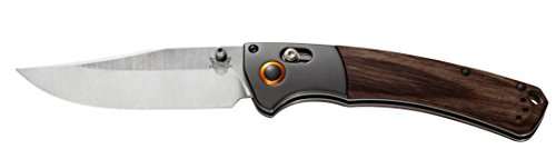 Benchmade-Knife-15080-2-Crooked-River-Folding-Hunter-Wood-Handle-0-0