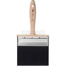 Bestt-Liebco-6-Gilette-Black-Nylon-Flatting-Wall-Brush-Lot-of-6-0