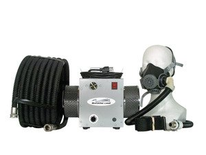 Breathecool-II-Supplied-Fresh-Air-Respirator-System-whalf-face-mask-w25-air-hose-0