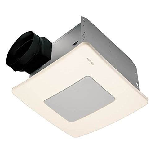 Broan Nutone Qtxe110flt Ultra Silent Bathroom Fan Light Night Light Energy Star Online