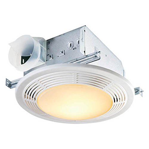 Broan ventilation fan and light combination online tools supply store for Air king bathroom fan light combo