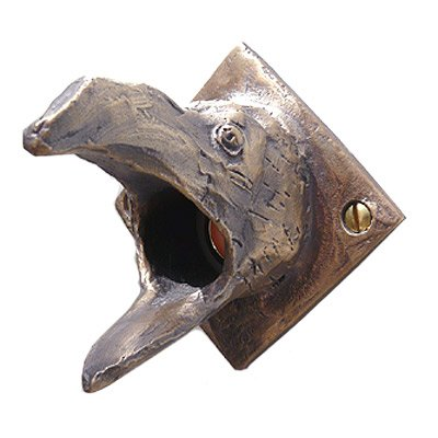 Bronze-Raven-Door-Chime-Surround-with-Lighted-Button-0