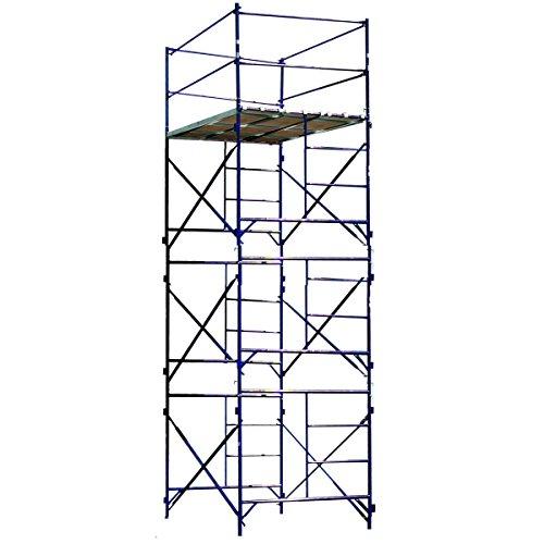 Buffalo-Tools-TOWER3A-Three-Story-Stationary-Scaffold-Tower-0