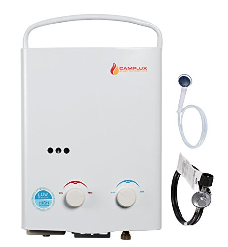 Camplux-5L-Tankless-Portable-Liquid-Propane-Gas-Water-Heater-Low-Water-Pressure-2PSI-Start-Up-132GPM-Outdoor-0