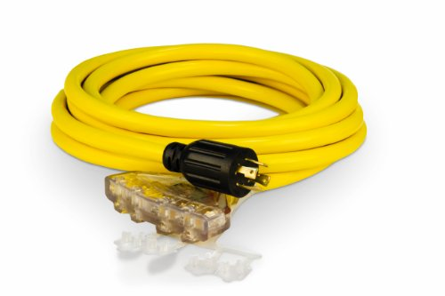 100ft 10 Gauge H Duty Extension Cord Online Tools
