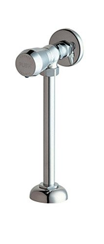 Chicago-Faucets-732-665PSHCP-Angle-Urinal-Metering-Fitting-Chrome-0