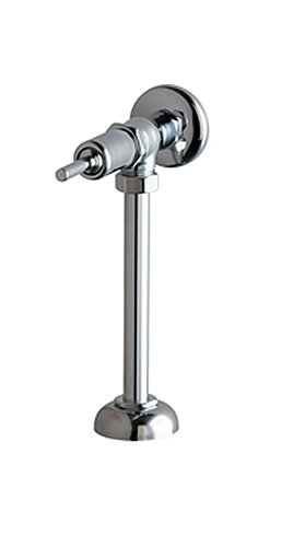 Chicago-Faucets-732-OHCP-Angle-Urinal-Metering-Fitting-Chrome-0
