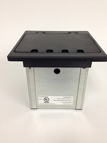 Compact-In-floor-Two-gang-Electrical-Box-with-Cover-0