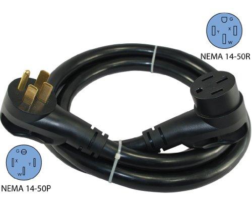 Conntek-14306-RV-30-Foot-50-Amp-63-81-RV-Extension-Cord-0-0