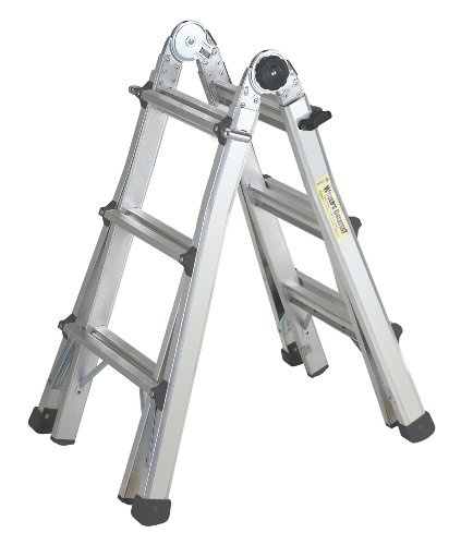Cosco-20-413T1AS-Worlds-Greatest-Multi-Position-Type-1A-Ladder-Aluminum-0