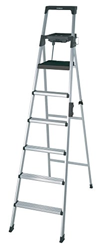 Cosco-2081AABLD-8-Foot-Signature-Series-Step-Ladder-Type-1A-0