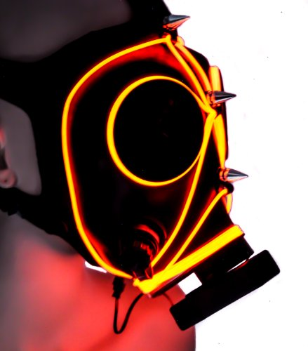 Cyber-Punk-El-Wire-Red-Glow-Mask-Cosplay-Halloween-Costume-0-0