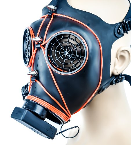 Cyber-Punk-El-Wire-Red-Glow-Mask-Cosplay-Halloween-Costume-0-1