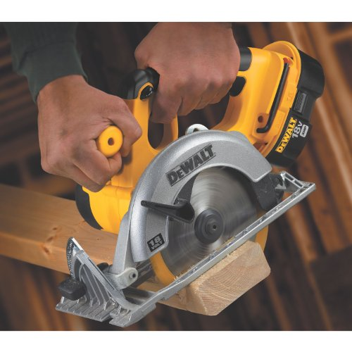 DEWALT-Bare-Tool-DC390B-6-12-Inch-18-Volt-Cordless-Circular-Saw-Tool-Only-No-Battery-0-0