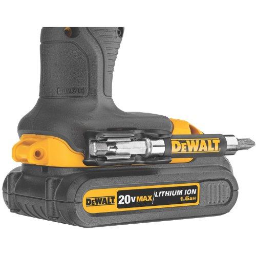 DEWALT-DCD780C2-20-Volt-Max-Li-Ion-Compact-15-Ah-DrillDriver-Kit-0-1