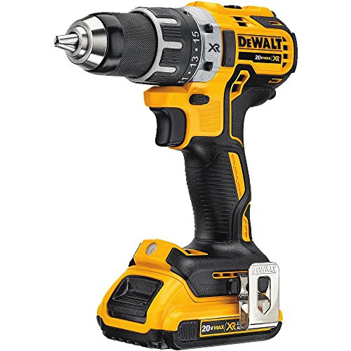 DEWALT-DCD791D2-20V-MAX-XR-Li-Ion-05-20Ah-Brushless-Compact-DrillDriver-Kit-0-1
