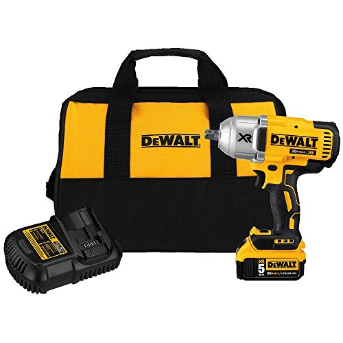 DEWALT-DCF899P1-20V-MAX-XR-Brushless-High-Torque-12-Impact-Wrench-Kit-with-Detent-Anvil-0