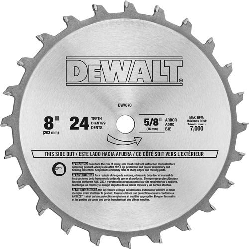 DEWALT-DW7670-8-Inch-24-Tooth-Stacked-Dado-Set-0