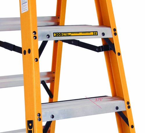 DeWalt-DXL3010-04-4-Feet-Fiberglass-Stepladder-Type-IA-with-300-Pound-Duty-Rating-4-Feet-0-1