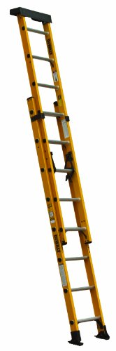DeWalt-DXL3020-28PT-28-Feet-Fiberglass-Extension-Ladder-Type-IA-with-300-Pound-Duty-Rating-28-Feet-0