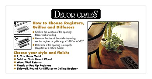 Decor-Grates-ST212-8-ST212-8-Scroll-Floor-Register-Textured-Black-2-Inch-by-12-Inch-8-Pack-0-0
