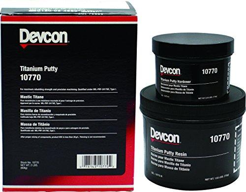 Devcon-10770-Gray-Titanium-Putty-2-lb-Tub-0