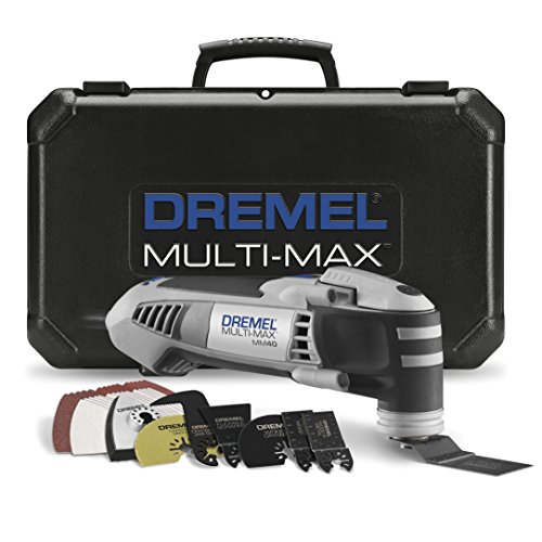 Dremel-MM40-05-Multi-Max-38-Amp-Oscillating-Tool-Kit-with-Quick-Lock-Accessory-Change-Interface-and-36-Accessories-0
