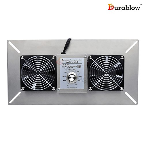 Durablow-Stainless-Steel-Crawl-Space-Foundation-Dual-Fans-Ventilator-Built-in-Dehumidistat-220-CFM-Model-MFB-M2D-0