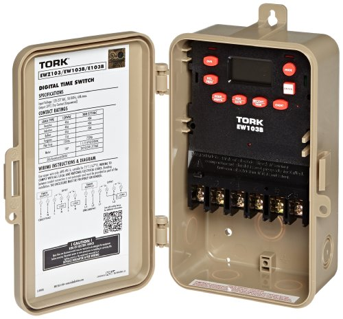 Ew Series Multipurpose Control 7 Day Time Switch 120 277