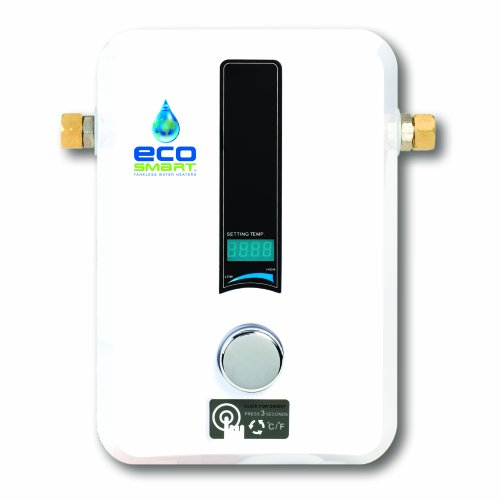 EcoSmart-ECO-11-Electric-Tankless-Water-Heater-13KW-at-240-Volts-with-Patented-Self-Modulating-Technology-0