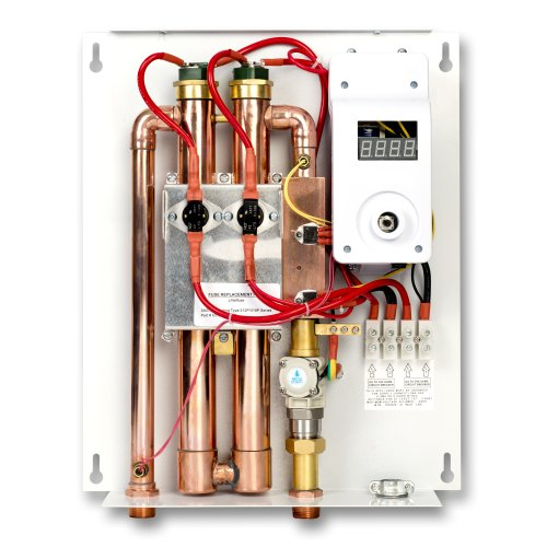 Ecosmart eco electric tankless water heater kw at