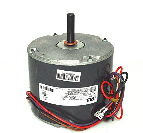 Emerson condenser fan motor 1 6 hp 230v k55hxjae 8958 for Ao smith furnace motors