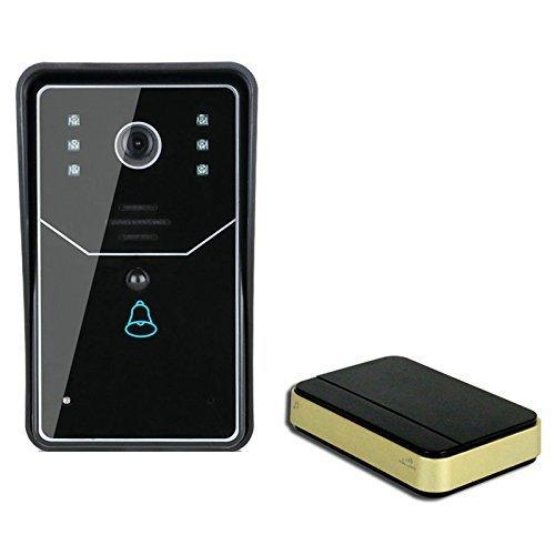 Ennio-Wifi-Doorbell-Wireless-Smart-Video-Doorbell-Home-Improvement-Visual-Door-Ring-0