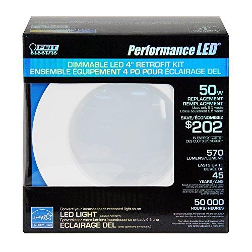 Feit-LEDR4830-50W-Equivalent-4-Retrofit-Kit-Soft-White-0