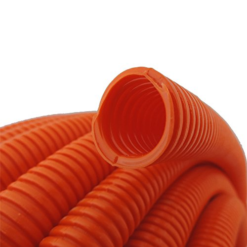 Flexible-Polyethylene-LDPE-NON-Split-Corrugated-Wire-Loom-Tubing-0-1